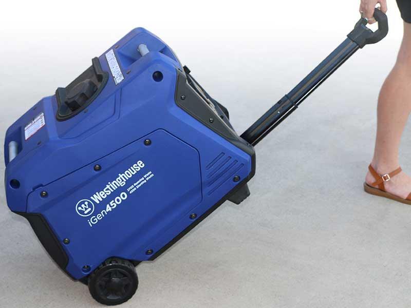 Westinghouse iGen Digital Inverter Generators - Irrigear®