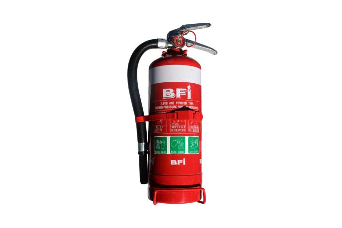 AIP BFI Dry Chemical Fire Extinguishers
