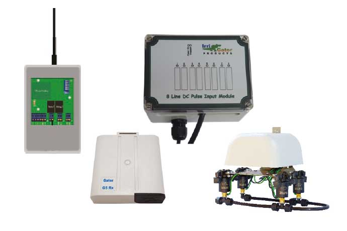 Gator Radio Irrigation Control Systems