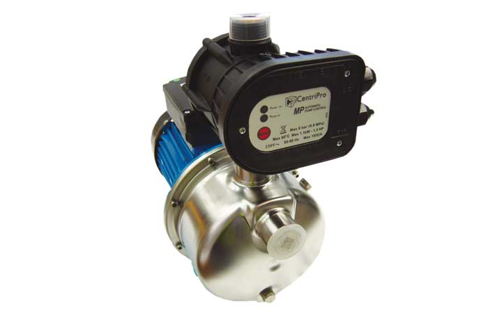 Goulds BGR Series with CentriPro MP Automatic Pump Control