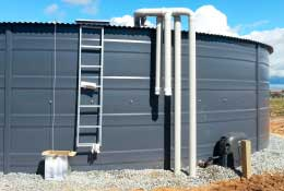 Water Tanks, Storage & Systems - Irrigear